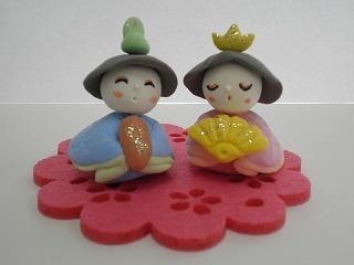 粘土でおひな様作り.jpg